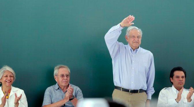 El presidente López Obrador sostuvo que la corrupción es la madre de la inseguridad que se vive en gran parte del país
