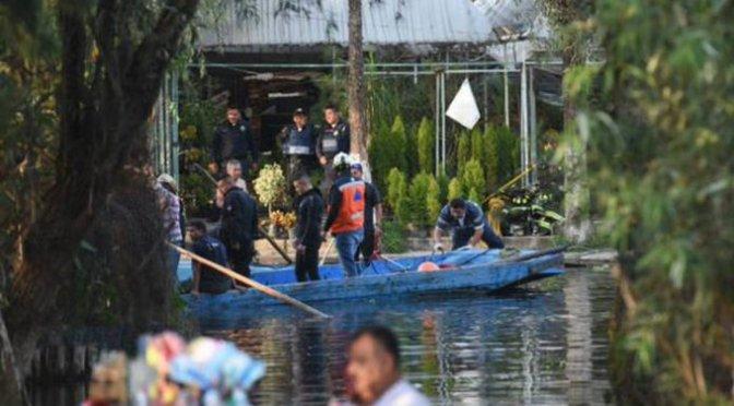 Policías capitalina y ribereña reforzarán seguridad en Xochimilco