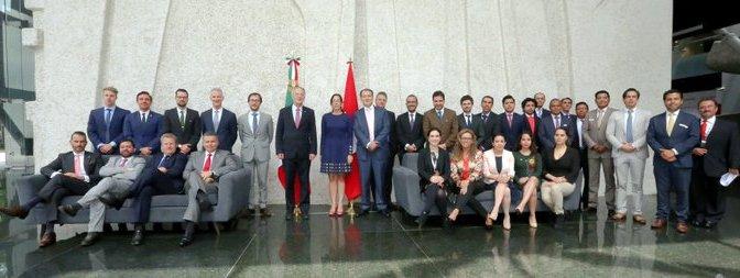 México y Suiza buscan fortalecer relación comercial