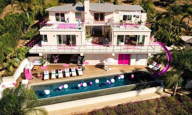 Ya está a la renta la casa de Barbie