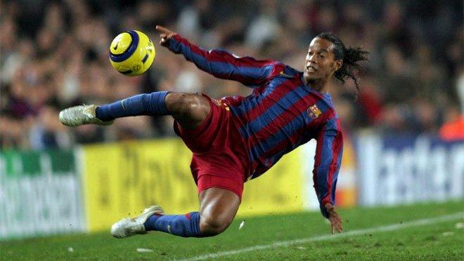 """Ronaldinho se despedirá en Bogotá con la """"Piel del León"""" y contra Atlético Nacional"""
