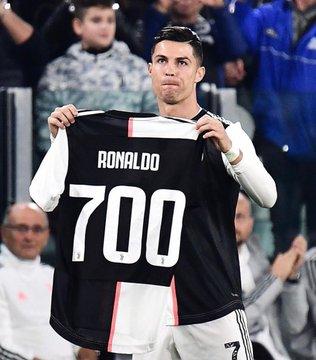 """""""La edad es sólo un número"""": Cristiano Ronaldo"""
