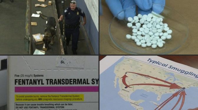 Una batalla sin fin contra el letal fentanilo en Estados Unidos