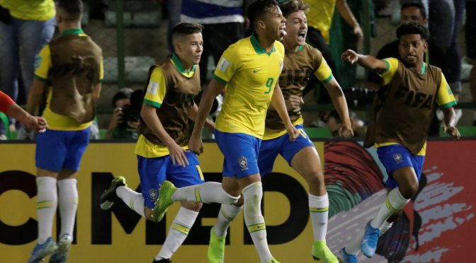 Brasil derrotó a México y se llevó el Mundial Sub-17