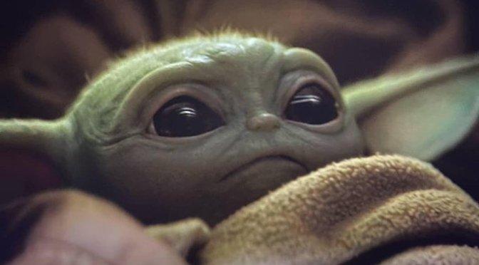 """""""Bebé Yoda"""" se ha robado el corazón de fans"""