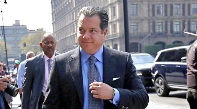 Autoridades habrían ordenado el aseguramiento de las cuentas bancarias del empresario Miguel Alemán Magnani