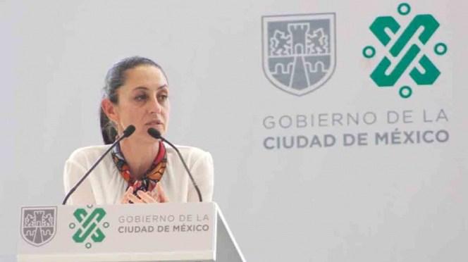 Informe de Actividades con motivo del Primer Año de Gobierno de Claudia Sheinbaum