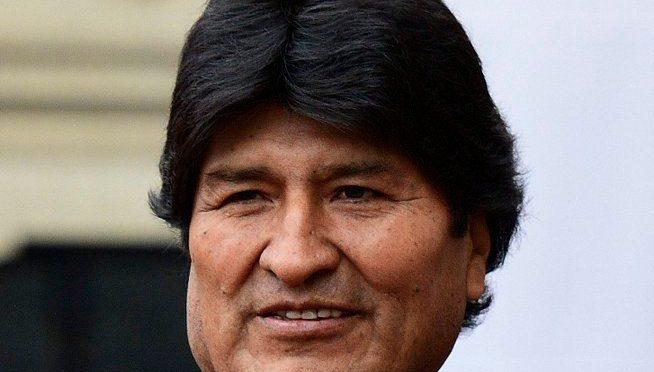 Avión de la Fuerza Aérea Mexicana traslada a Evo Morales a México