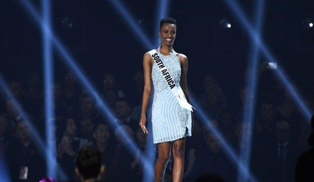 Zozibini Tunzi, Miss Universo 2019, sobre el racismo que enfrentó en su país