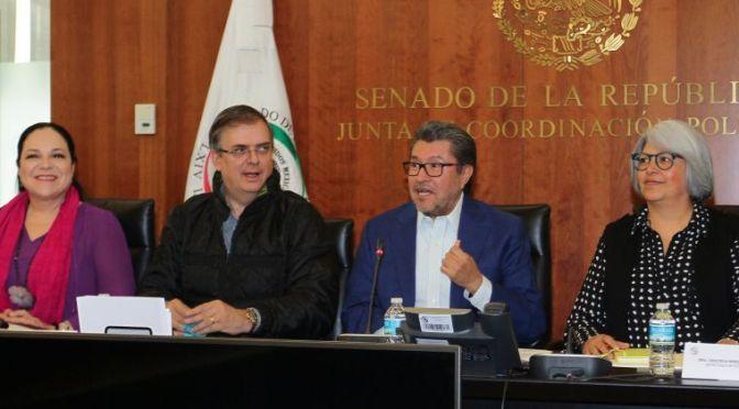 Más del 90% del T-MEC no está sujeto a revisión: Marcelo Ebrard