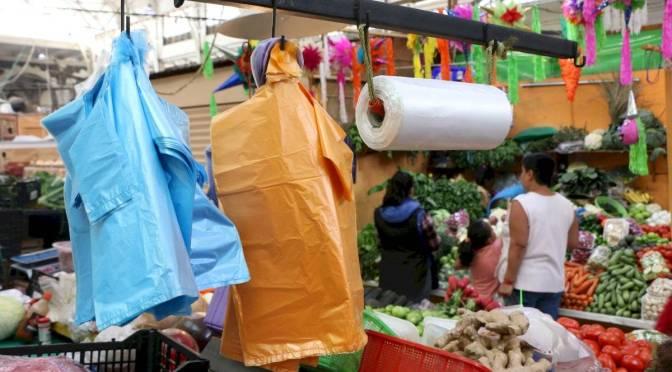 México: menos plástico, menos basura