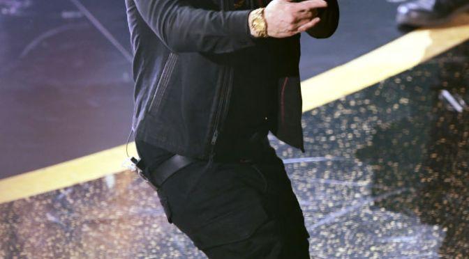 La presentación de Eminem en los Óscar trajo varios recuerdos