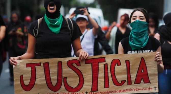 Feminicidios: silencio cómplice e indiferencia criminal
