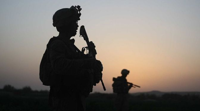 Fuerzas Armadas: si no es ahora, no habrá mañana