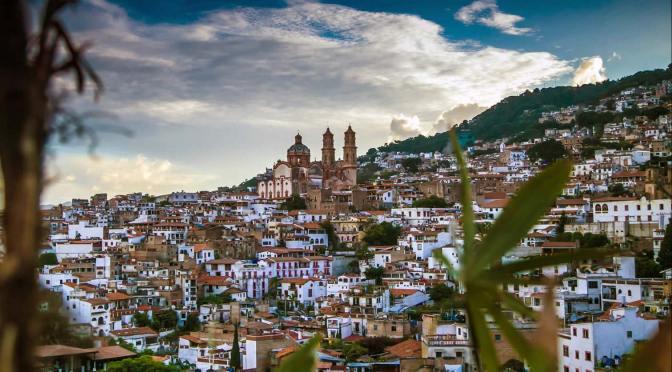 Taxco, recorrido de un pueblo mágico