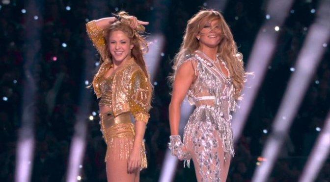 Las reacciones antes, durante y después de Shakira y Jennifer Lopez en el Súper Bowl