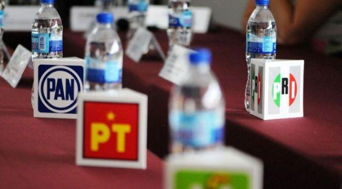 Morena insistirá en reducción de financiamiento público a partidos