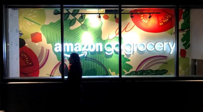 Amazon Go Grocery; así funciona la nueva tienda de Jeff Bezos