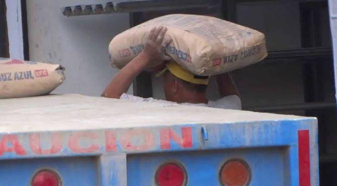 Cayó 10% venta de cemento durante 2019
