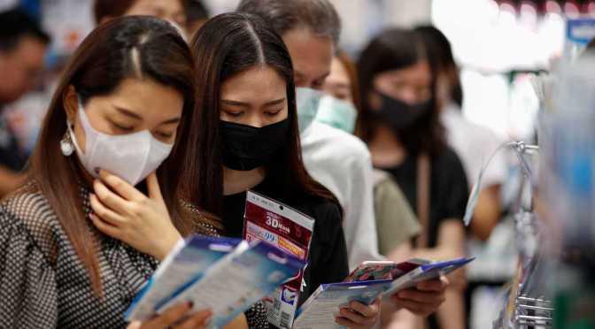 El riesgo del coronavirus sigue impactando en los mercados