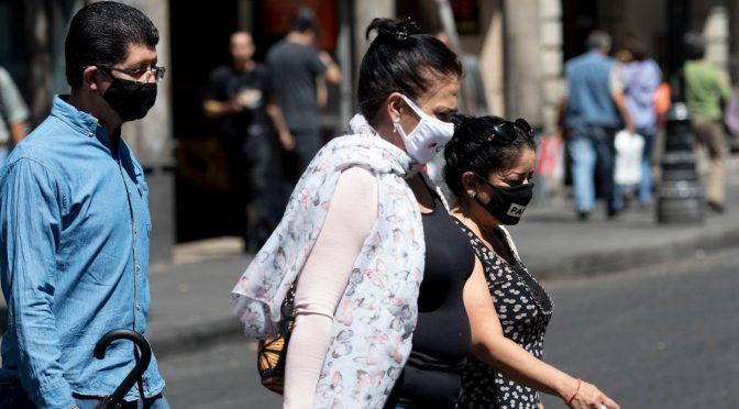 Suman 405 casos confirmados y 5 decesos por coronavirus en México