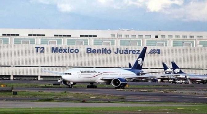 Obras de ampliación y rehabilitación del aeropuerto Benito Juárez