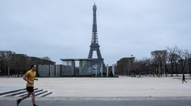 """Francia tiene bajo """"control"""" la pandemia de COVID-19"""
