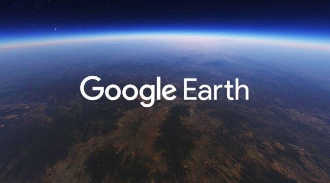 Cosas extrañas que hay en Google Maps y Google Earth