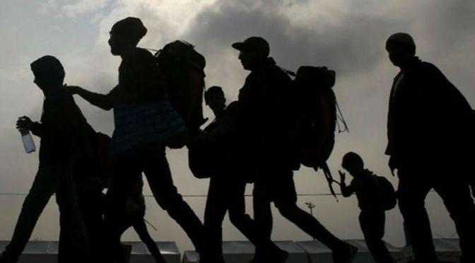 Migrantes piden que AMLO no visite EU