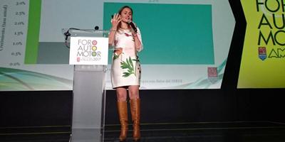 Valeria Moy, directora del IMCO a partir del 1 de julio