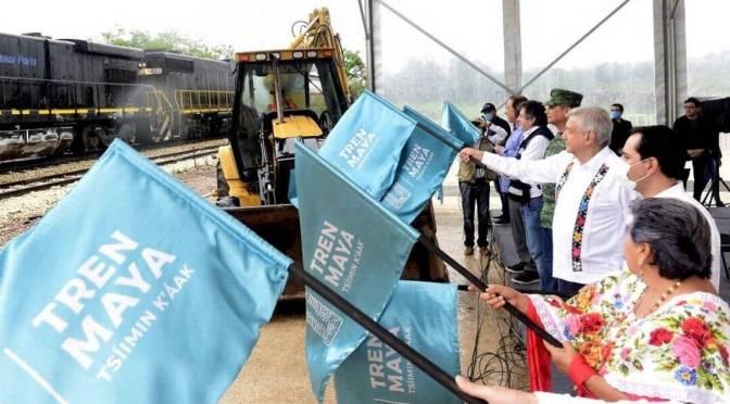 La construcción de Tren Maya podrá detonar crecimiento económico tras pandemia