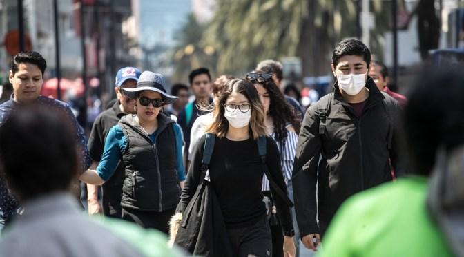 Suman 20 mil muertes por Covid en México; hay 170 mil casos
