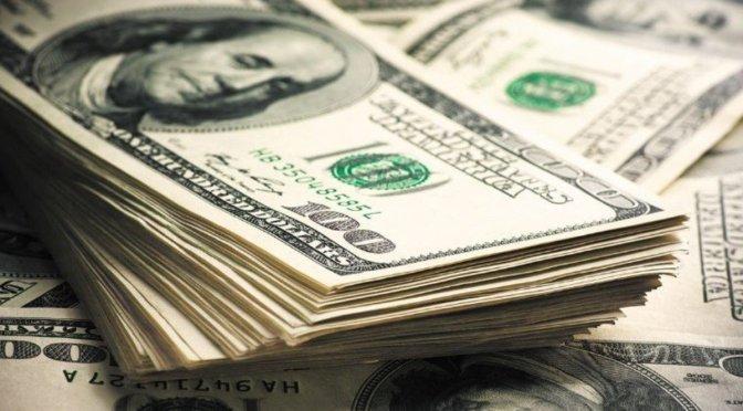 Peso nervioso: Dólar avanza 0.29% en la barrera de los $23