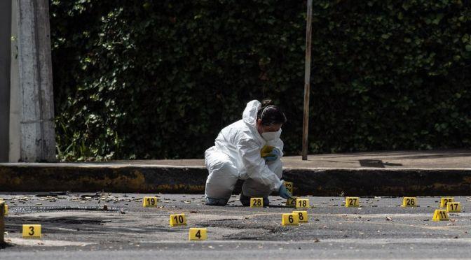 Culpan a Jalisco de ataque a jefe policía capitalina