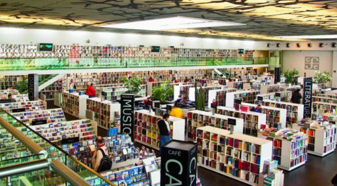 Librerías del FCE y Educal sólo venderán a través de ventanillas