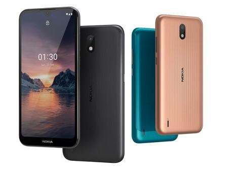 Llega a México el Nokia 1.3, la apuesta de Nokia para la gama de entrada