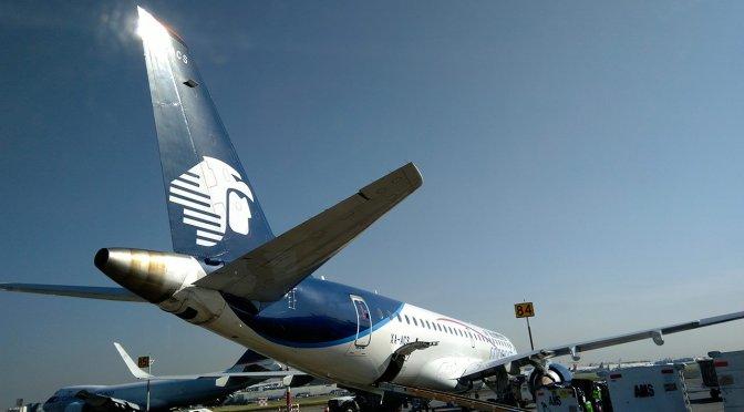 Los sindicatos de Aeromexico muestran su apoyo a la empresa en el proceso de reorganización que ha iniciado
