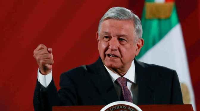 López Obrador y el proceso de cambio en México