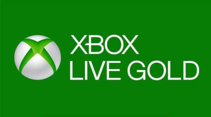 Microsoft eliminó su suscripción de 12 meses a Xbox Live Gold