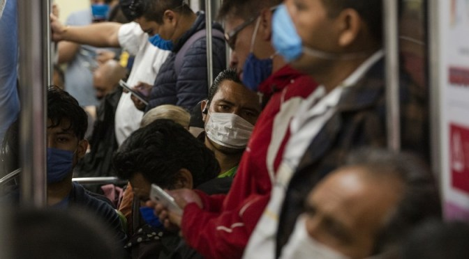 México a punto de superar a Francia como el quinto país con más muertes por coronavirus