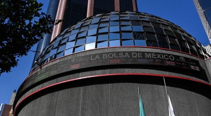 Bolsa mexicana sube por tercera sesión ante expectativas repunte económico China