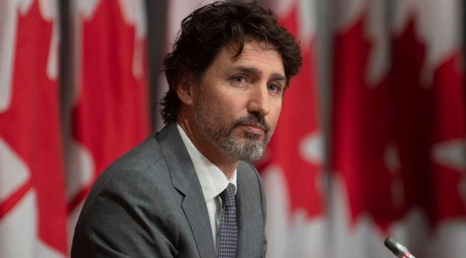 """Justin Trudeau le dice a Trump que hay que combatir el """"racismo sistémico"""""""