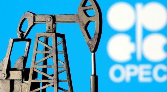 OPEP prevé aumento récord en demanda mundial crudo en 2021