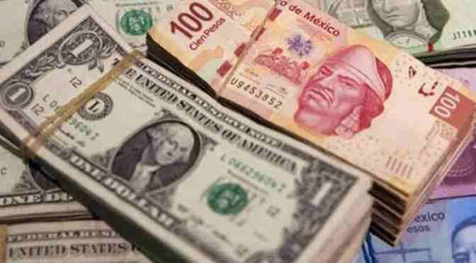 Dólar avanza 0.10% por encima de los $22.50