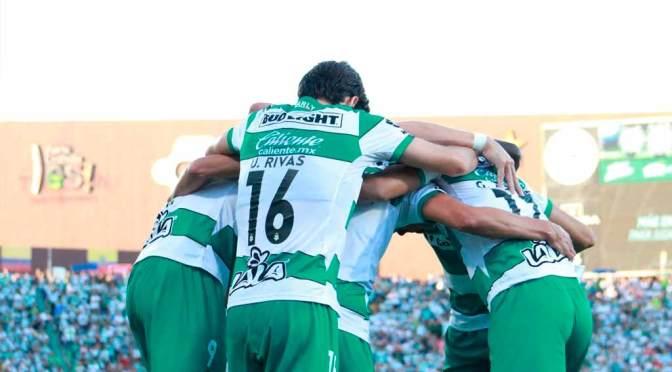 Cuatro futbolistas de Santos Laguna dan positivo de COVID-19
