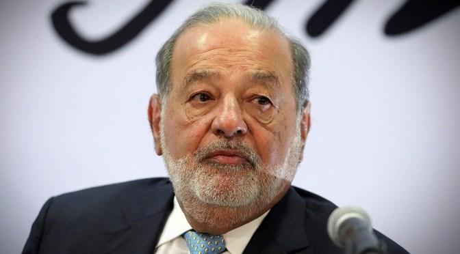 Carlos Slim, confirmado como otro invitado 'VIP' a la cena de Trump con AMLO