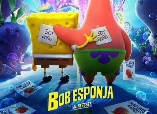 """Bob Esponja """"Al Rescate"""" se estrena en Netflix, y NO en el CINE"""