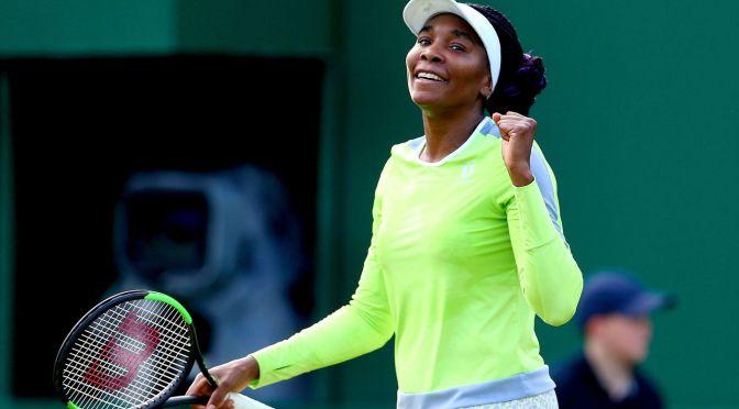 Venus Williams se suma a su hermana Serena en nuevo torneo de la WTA en Kentucky