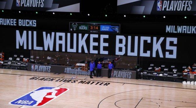 Boicot en NBA; se posponen 3 partidos de playoffs
