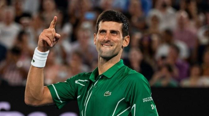 Djokovic confirma que participará en el US Open